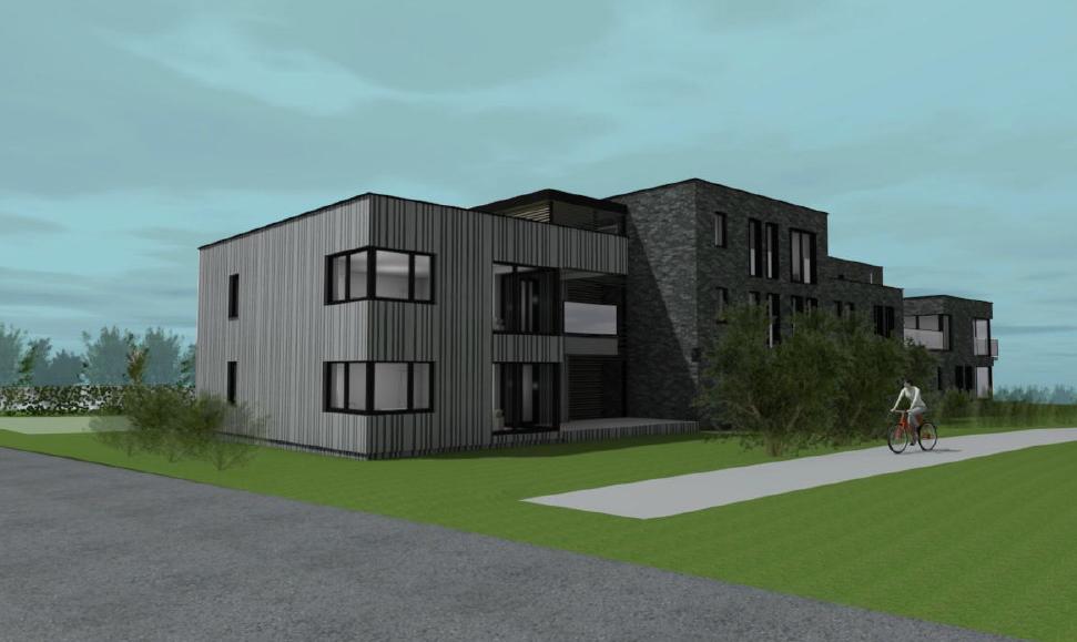 CONSTRUCTION D'UN IMMEUBLE DE12 APPARTEMENTS